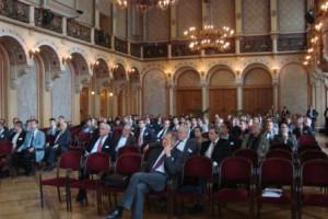 Stahlbautag 2009 im Palais Ferstl