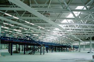 Briefverteilerzentrum - Firma Zeman