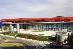 Shopping-Center - Unger Stahlbau