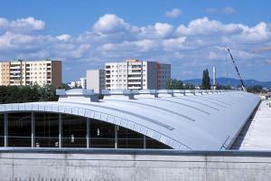 U-Bahn-Wend- und Abstellanlage - Firma Zeman