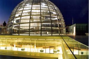 Reichstag Berlin - Waagner-Biro Stahlbau