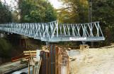 Baubehelfsbrücke - Waagner-Biro