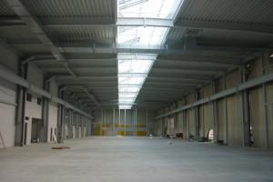 Produktionsstätte für Trumpf