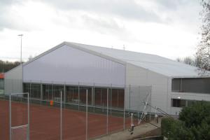 Sportpark Auwiesen - Unger Stahlbau