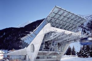 Berg- und Talstation Galzigbahnen - Unger Stahlbau