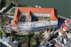 Schlossmuseum Linz - Unger Stahlbau