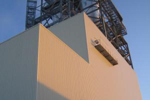 Kalanderanlage - Unger Stahlbau
