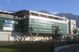 Parkdeck Innsbruck - Unger Stahlbau