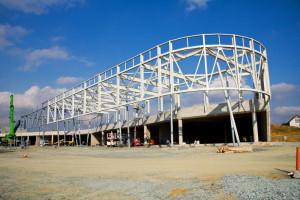 Einkaufszentrum Oberwart - Unger Stahlbau