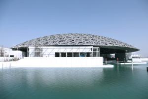 Louvre Abu Dhabi - Waagner-Biro Stahlbau AG