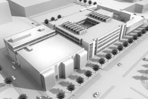 Energietechnisches Versuchszentrum - Firma MCE Stahl- und Maschinenbau