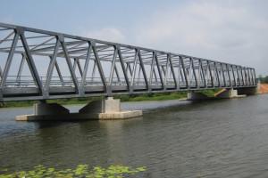 Fachwerkbrücken - MCE Stahl- und Maschinenbau