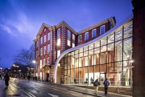 Kategorie Hochbau: Heartspace University of Sheffield | Waagner Biro steel & glass GmbH