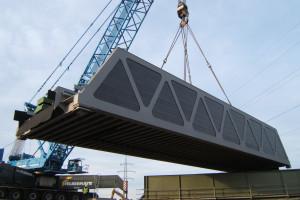 Eisenbahnbrücke - Acht.Ziviltechniker