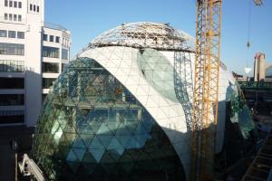 The Blob at Admirant - Waagner-Biro Stahblau